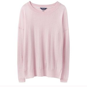Joules pink sweater